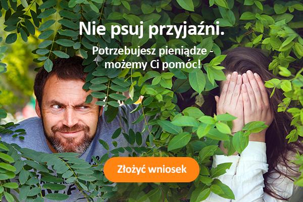 Nie psuj przyjaźni - złóż wniosek o pożyczkę na Freezl.pl