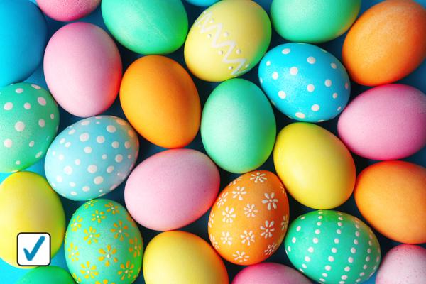 Jesteś przygotowany do Wielkanocy? Lista rzeczy do zrobienia w ramach przygotowań przed świętem