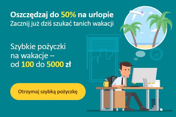 Zaplanuj urlop zawczasu i oszczędzaj do 50% wartości wycieczki