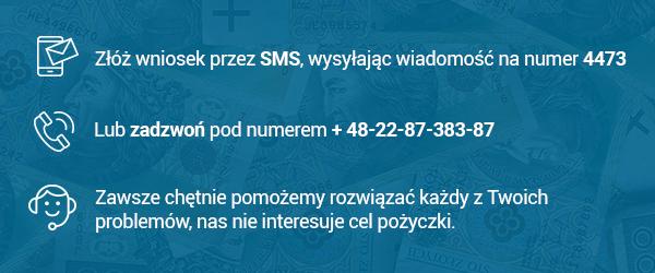 """Jak otrzymać szybką pożyczkę, niezależnie od miejsca w którym jesteś: nowa usługa """"Pożyczka przez telefon lub SMS"""""""