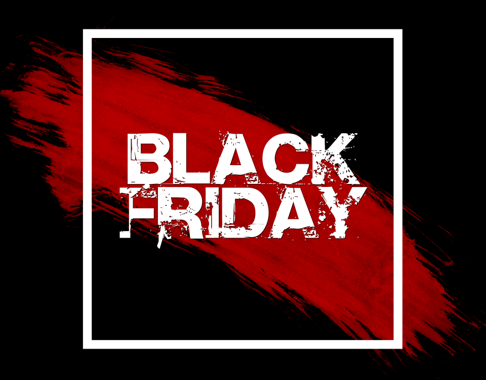 Black Friday 2018 - 23 listopada