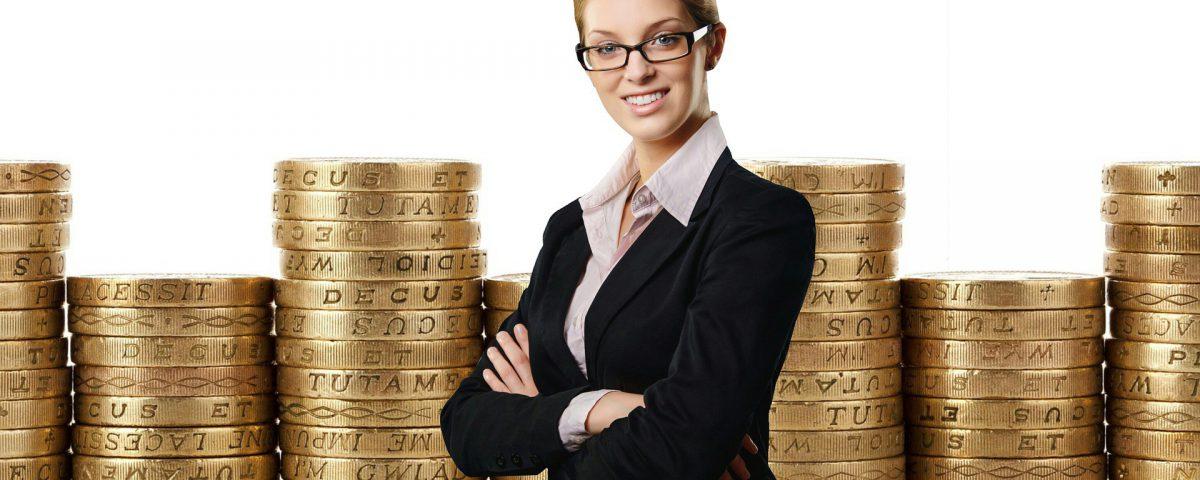 5 rzeczy, które powinny wiedzieć inteligentne finansowo kobiety o swoich finansach