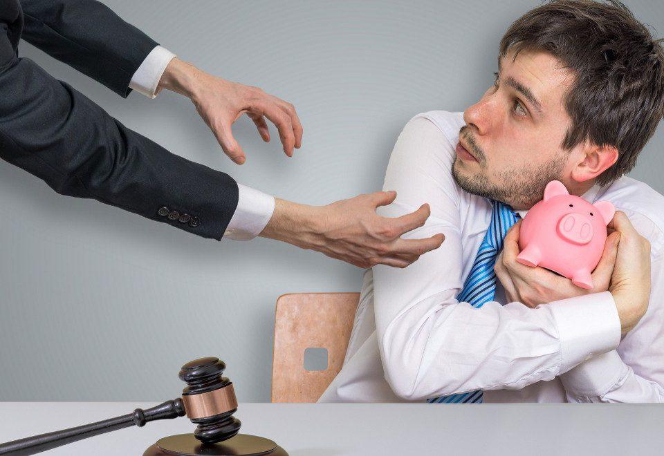 Сo robi komornik gdy nie ma z czego ściągnąć długu?