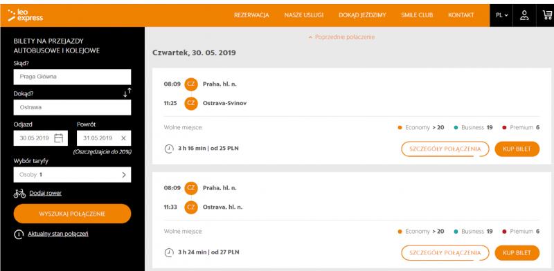 Ceny w Czechach: na jakie wydatki powinni przygotować się podróżujący w 2019 roku?